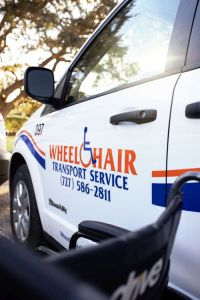 Wheelchair Transport Founder